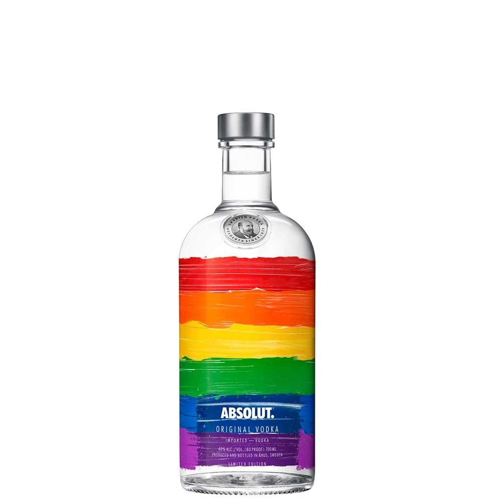 Absolut Rainbow Limited Edition - 0.7L