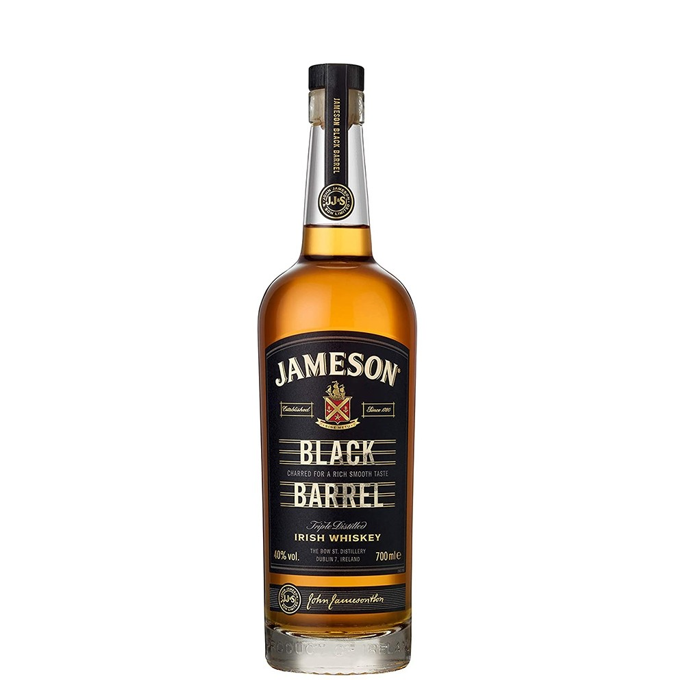 Jameson Black Barrel - 0.7L