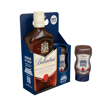Ballantine's Finest & The BossHoss BBQ Sauce