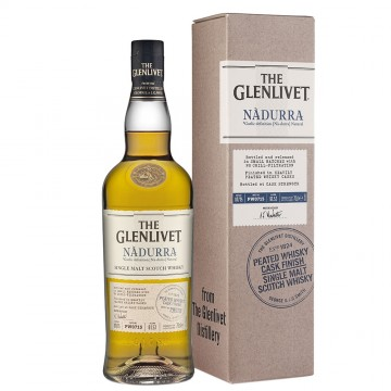 The Glenlivet Peated - 0.7L