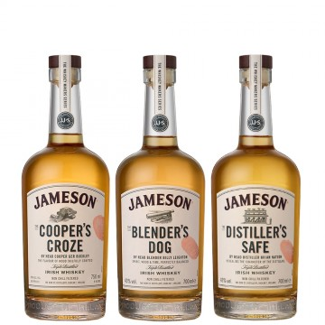 Jameson Makers Series - 3er Pack