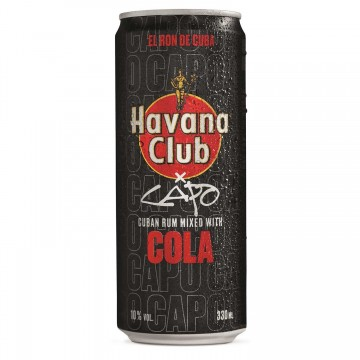 Havana Club Cola Capo ltd. Edition - 330ml